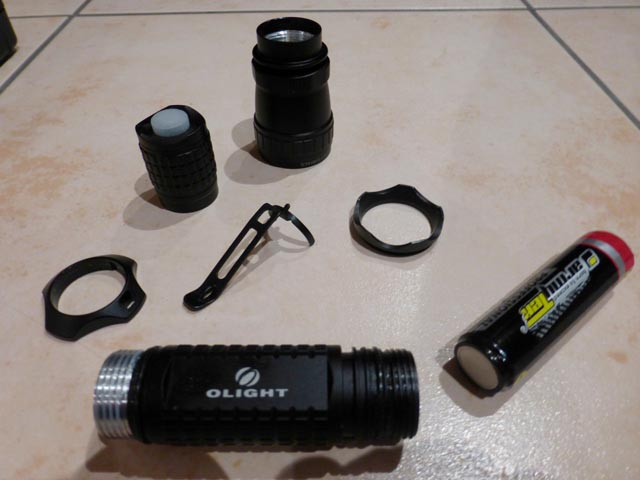 Olight M20X Warrior5