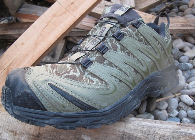 Salomon Schuhe Speed Assault Forces schwarz kaufen bei ASMC