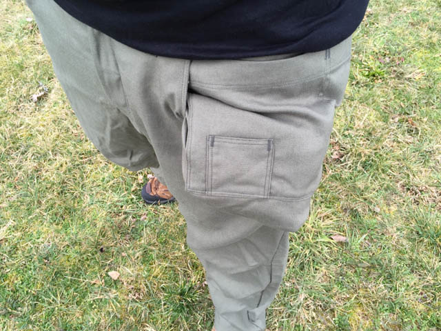 Arc'teryx LEAF xFunctional Pant AR 5