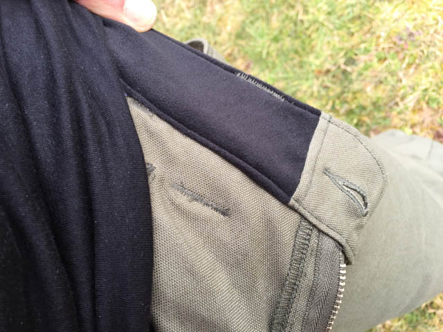 Arc'teryx LEAF xFunctional Pant AR 8
