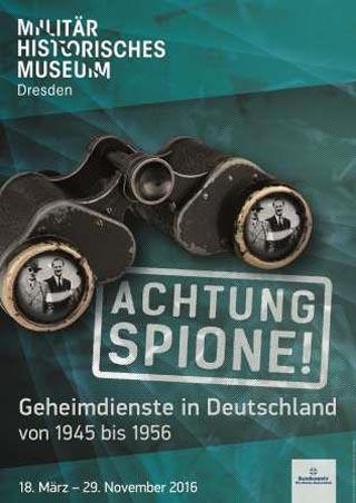 Signatur Achtung Spione