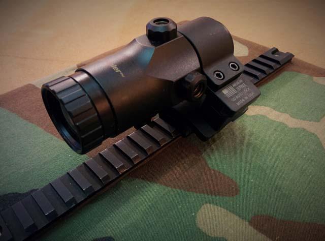 Review Burris Ar Tripler Magnifier Spartanat