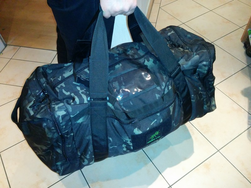 REVIEW: Green Ant Deployment Bag - SPARTANAT