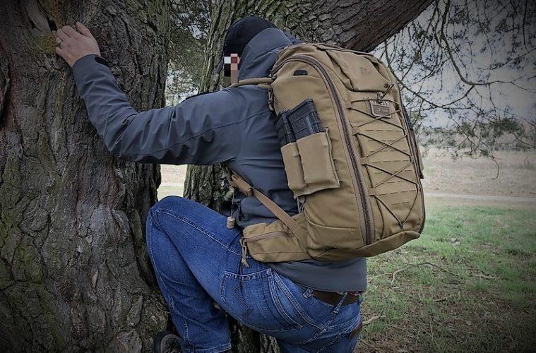 tasmanian tiger rucksack