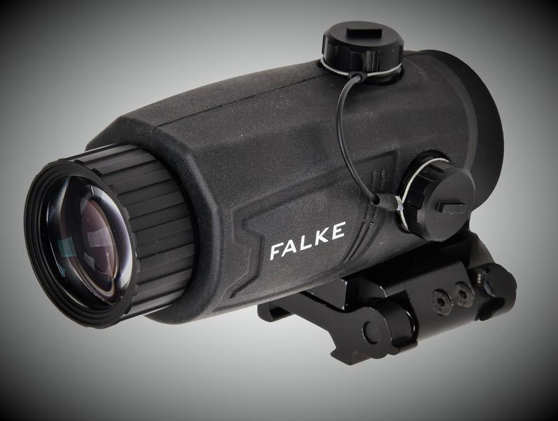 Review falke b magnifier spartanat