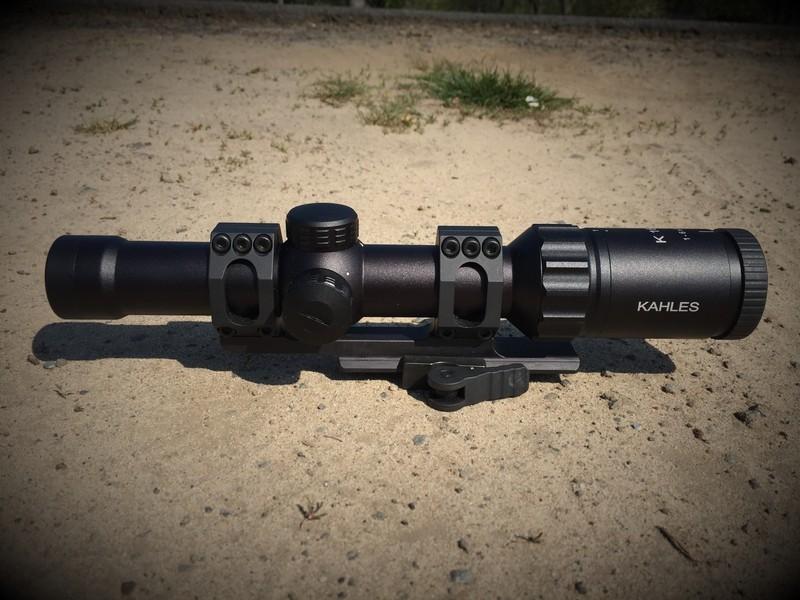 Review: kahles k16i 1 6×24 zielfernrohr u2013 spartanat