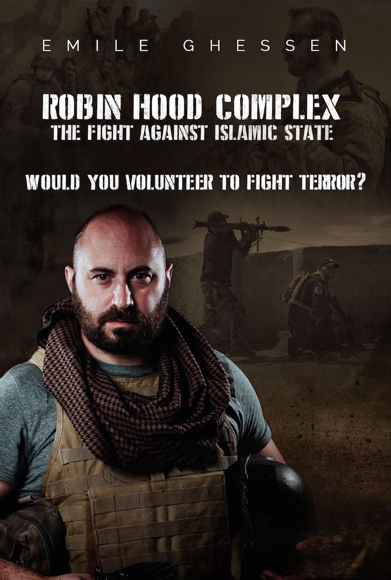 """Robin Hood Complex """"Den Krieg der anderen kämpfen""""   SPARTANAT"""