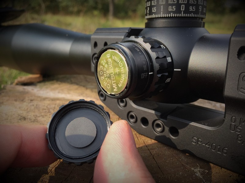 Review burris xtr ii u spartanat