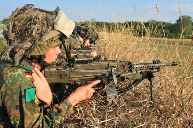 Mg 5 Bundeswehr