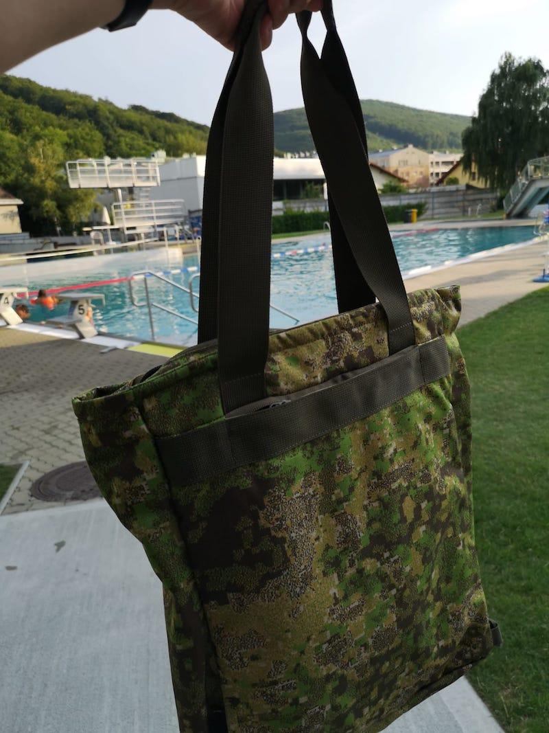 Spartanat Pencott ReviewTasmanian Bag Greenzone Grip Tiger Y76mbvIfgy