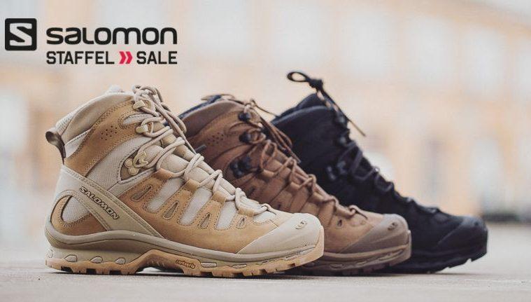 Shopping: Salomon Staffel Sale bei TACWRK SPARTANAT